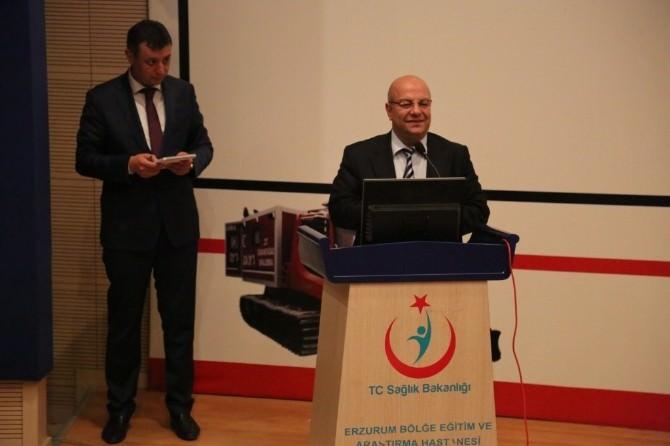 Khb Basın İletişim Birimleri Bölge Çalıştayı Erzurum'da Yapıldı