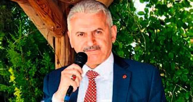 Yıldırım: İzmir'i tanıtmayı görev bildim