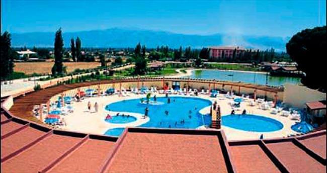 Ödemiş'te havuz haftaya açılıyor