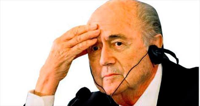 Johansson: Blatter usta rüşvetçi