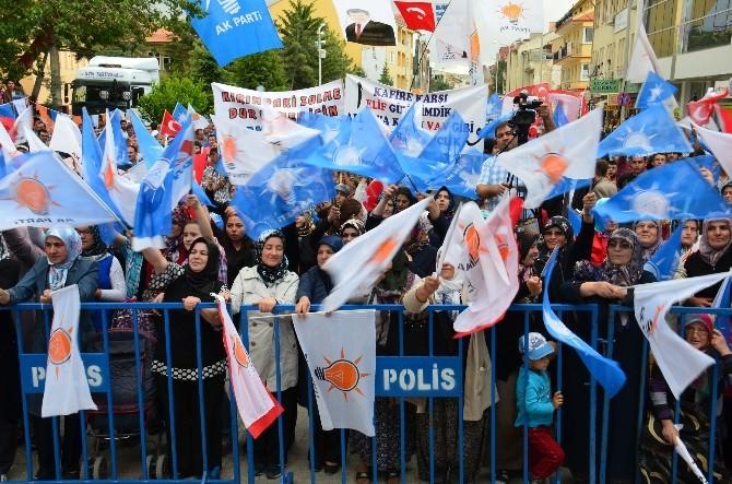 AK Parti Genel Başkan Yardımcısı Soylu Ilgın'da
