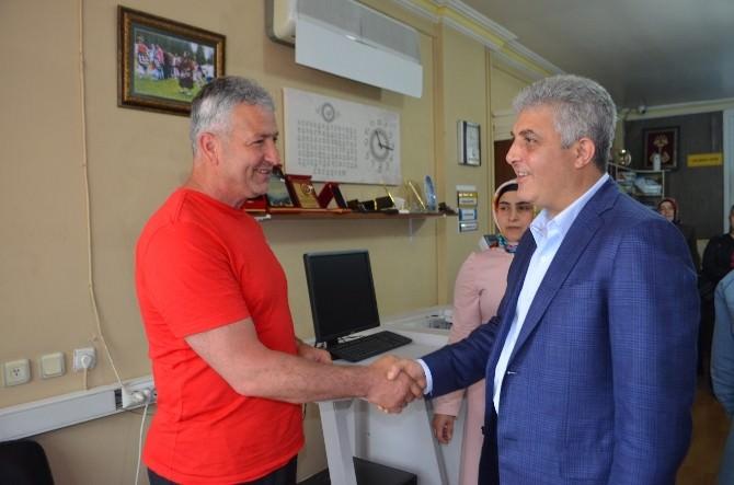 AK Parti Trabzon Milletvekili Adaylarının Seçim Çalışmaları Sürüyor