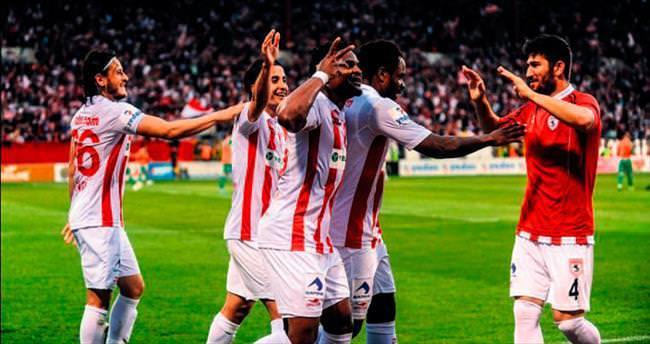 Samsun&Antalya'dan final için dev adım