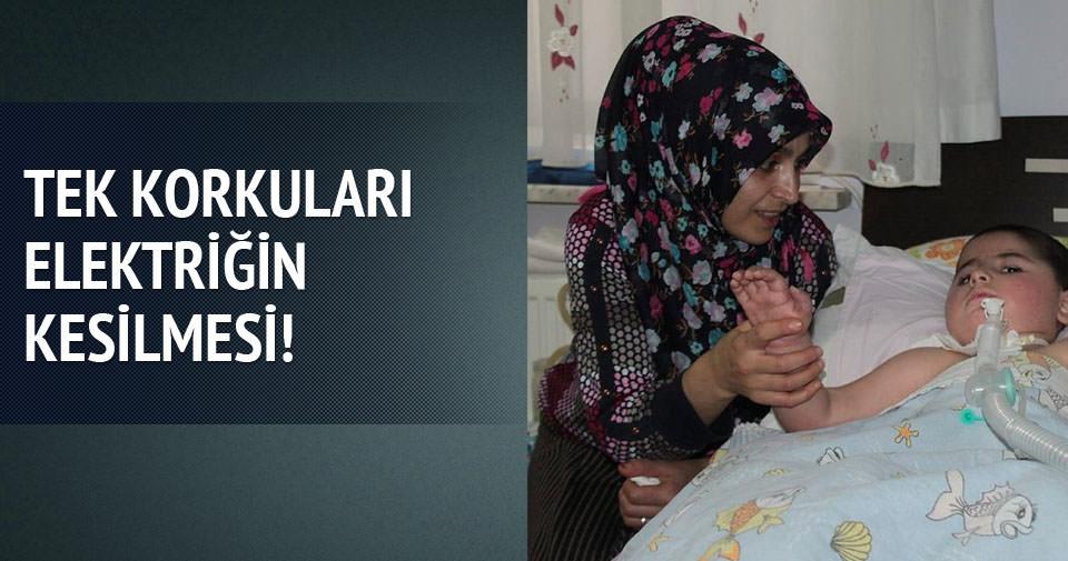 Minik Emir'in ailesi yardım bekliyor!