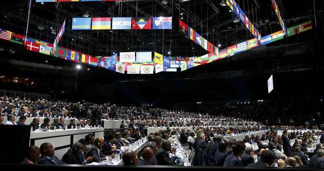 FIFA Kongresi'nde bomba ihbarı