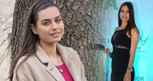 Amine Gülşe yönetmenin uyarısından sonra incecik kaldı