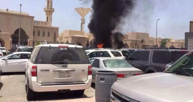 Suudi Arabistan'daki saldırıyı DAEŞ üstlendi