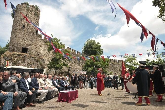 Anadoluhisarı'ndaki Tarihi Namazgah İbadete Açıldı