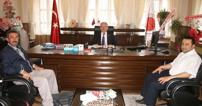 Bozok Üniversitesi Rektörü Prof. Dr. Karacabey: