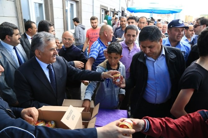 Melikgazi Belediye Başkanı Büyükkılıç Şirintepe Mahallesi Halkı İle Biraraya Geldi