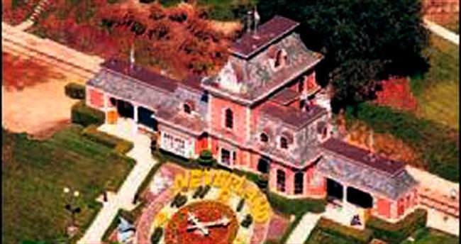 Jackson'ın evi 100 milyon dolar