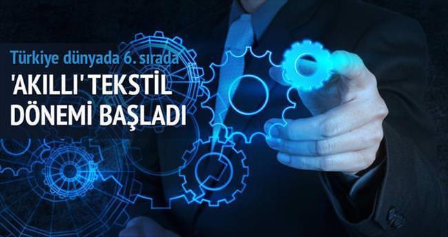 Bursa'da akıllı tekstil pazarı kuruldu