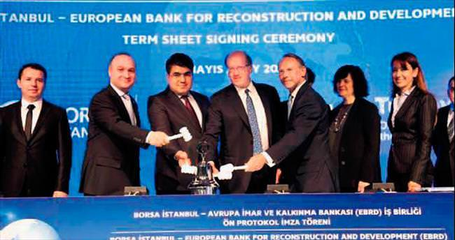 Borsa İstanbul'un yeni ortağı EBRD