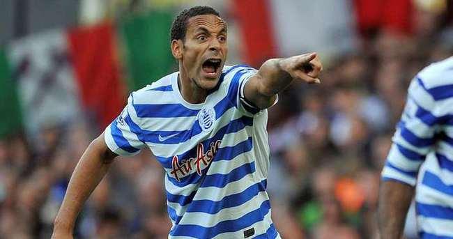 Rio Ferdinand, emekliye ayrıldı