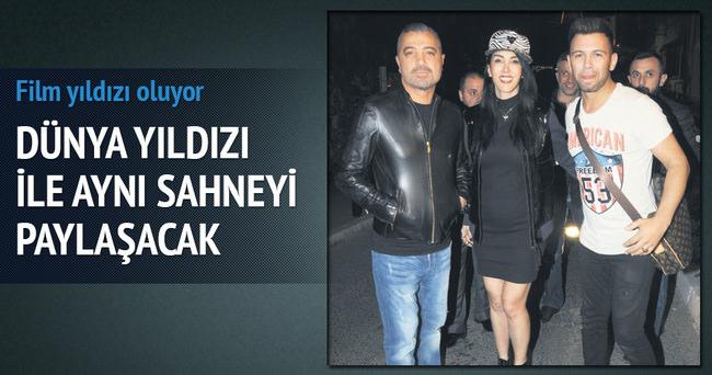 Hande Yener oyuncu oluyor