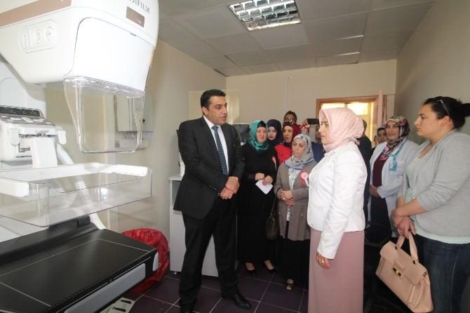 Ketem'e Mamografi Cihazı Kuruldu