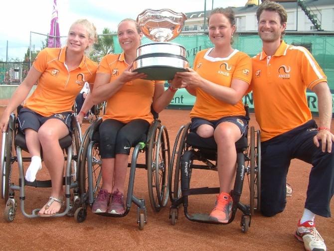 Tekerlekli Sandalye Dünya Tenis Şampiyonası