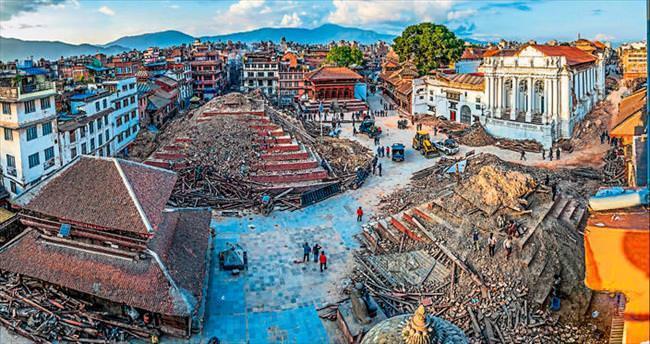 Nepal için dua edin