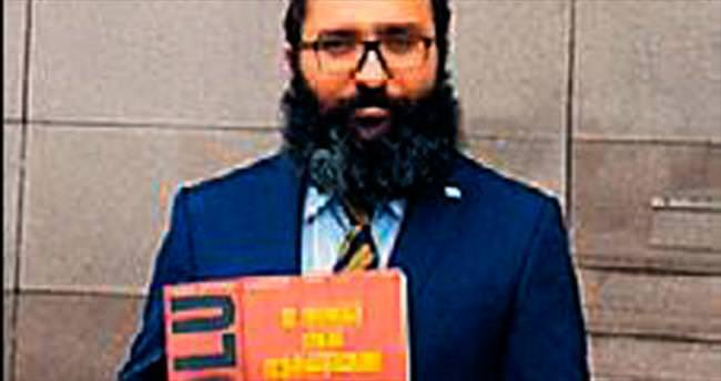 Tehdit savurup hakaret edince gözaltına alındı