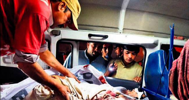 Pakistan'da Peştun katliamı