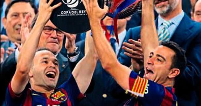 İspanya'nın kralı Barça