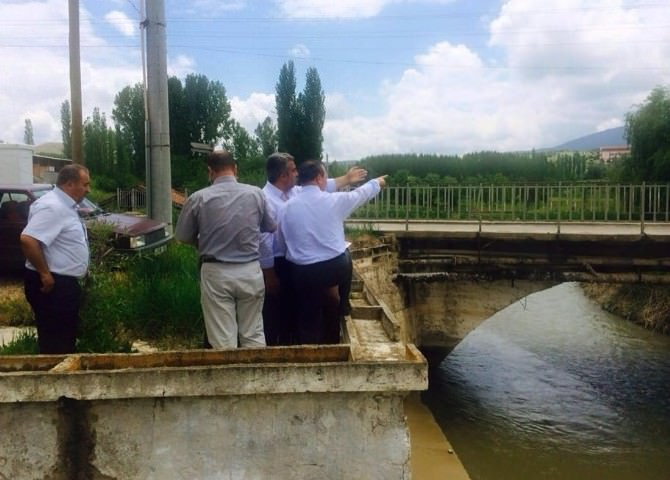 47 Yıllık Köprü Yenilenecek