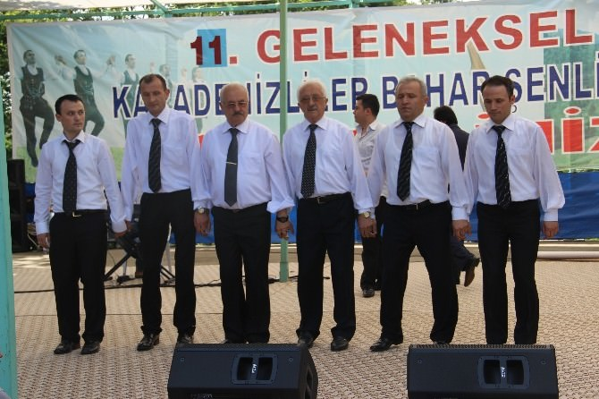 11. Geleneksel Karadenizliler Şenliği Düzenlendi