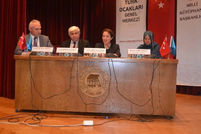 Türk Ocakları'ndan Fetih Konseri Ve Kadın Paneli