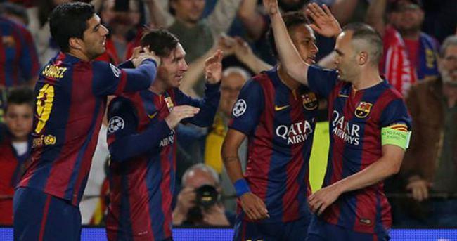 Barcelona'dan tarihi karar