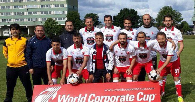 Cumhurbaşkanı Erdoğan'ın futbol takımı dünya şampiyonu!