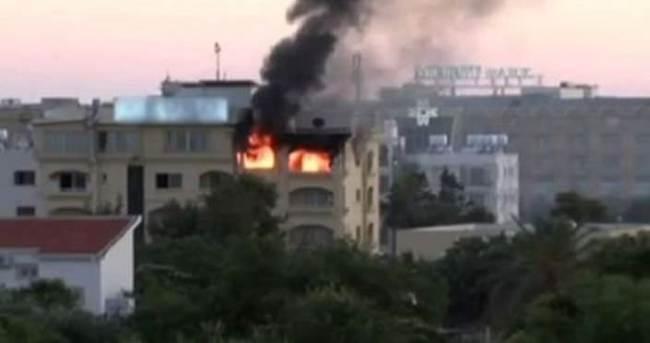 Kıbrıs'ta otelde yangın: iki kişi yaşamını kaybetti