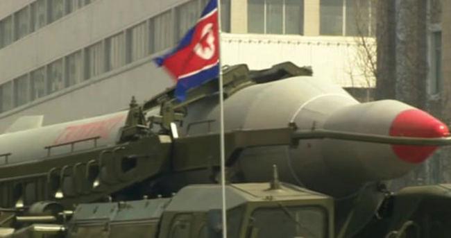 ABD ve Çin Kuzey Kore'ye baskı için anlaştı iddiası