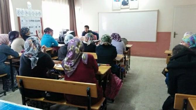 """BEÜ'den """"1000 Anneye İlk Yardım Eğitimi Projesi"""