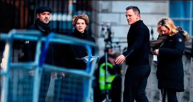 'Bond'un son durağı Londra