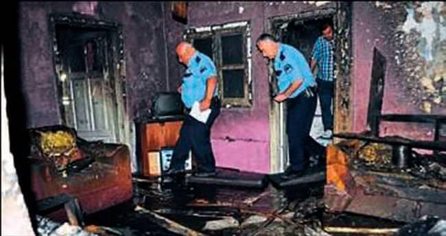 Buca'da yangın: 1 kişi yaşamını yitirdi