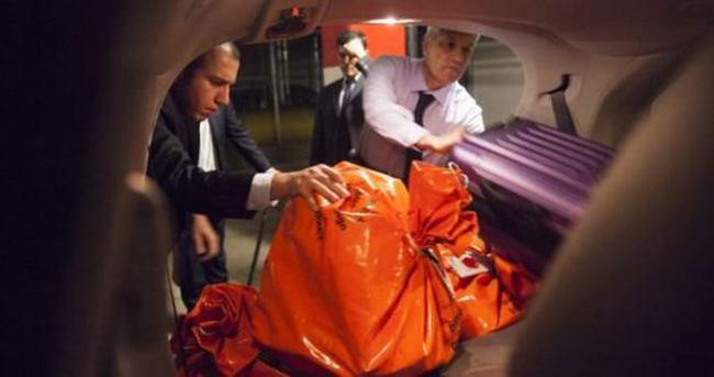 Washington'daki oylar THY uçağı ile yollandı