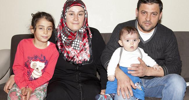 Ali Mehdi bebeğin mucize kurtuluşu