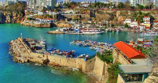 Antalya - Bağdat uçuşları başladı