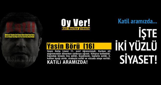 Selahattin Demirtaş'ın iki yüzlü siyaseti