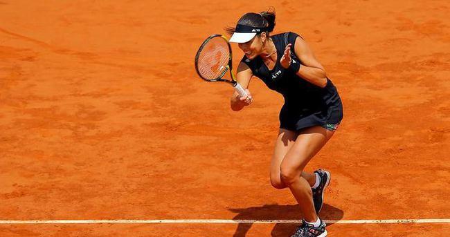 Ivanovic ve Safarova yarı finalde
