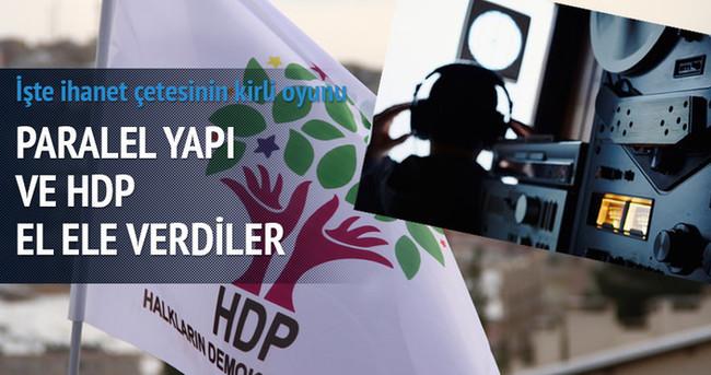 Gülenciler açık açık Demirtaş'ı destekliyor