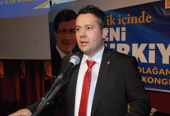 """Turgay Eser; """"Bu Seçim Milletimizin Yeniden Dirilişi Olacak"""""""