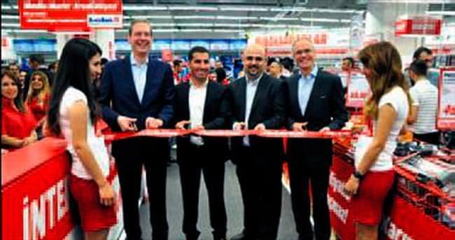 Media Markt, ilk konsept mağazasını Ankara'da açtı