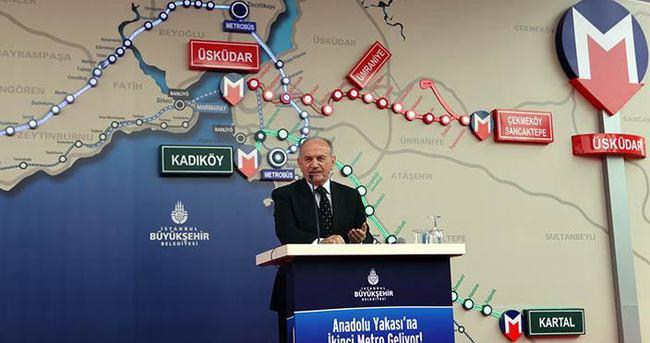 İstanbul için 300 metro aracı daha
