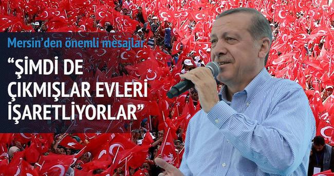 Erdoğan: Şimdi de makbul Kürt üretilmek isteniyor