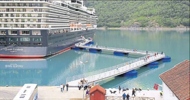 Antalya denizle barışıyor