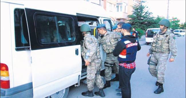 Başkenti kasıp kavuran soygun çetesi tutukl
