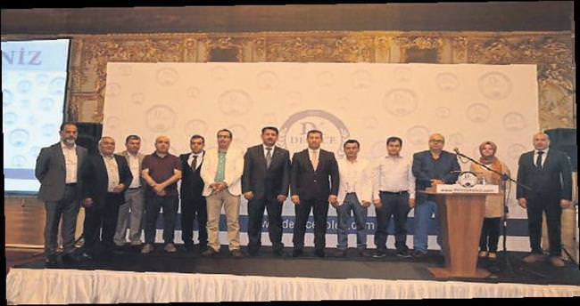 MÜSİAD İzmir, Derece Koleji'ni tanıttı