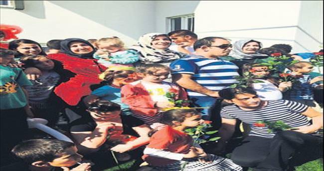 Sare Ünüvar'dan öğrencilere 'özel' yakınlık