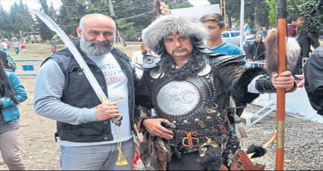En iyi okçular Türkoğlu'nda